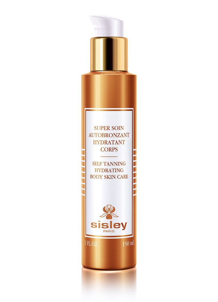 Sisley Super Soin Autobronzant Hydratant Corps - Body - zelfbruiner