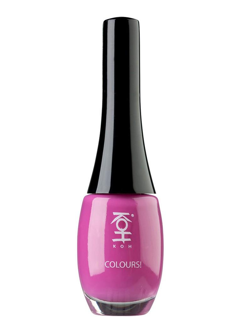 Make up KOH 172 Different   nagellak