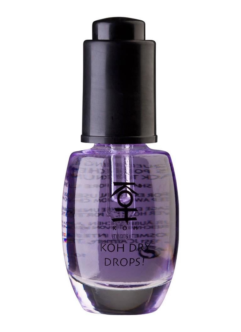 KOH Dry Drops