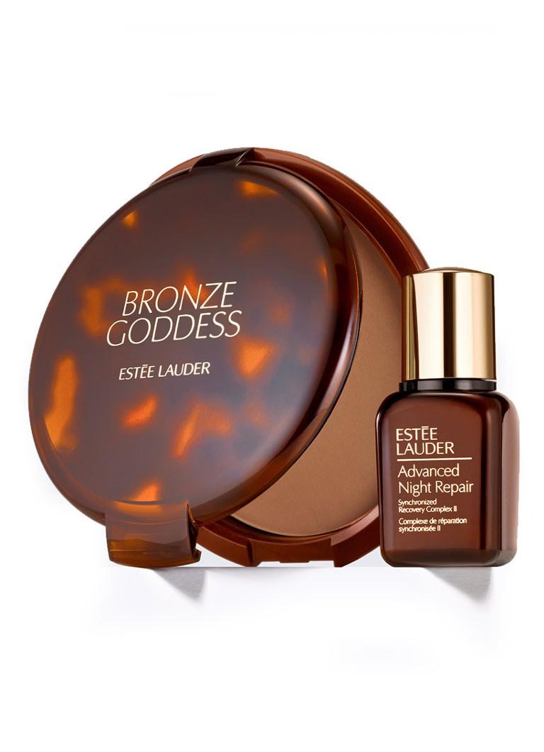 Estee Lauder Bronze en Glow Set - bronzer + serum