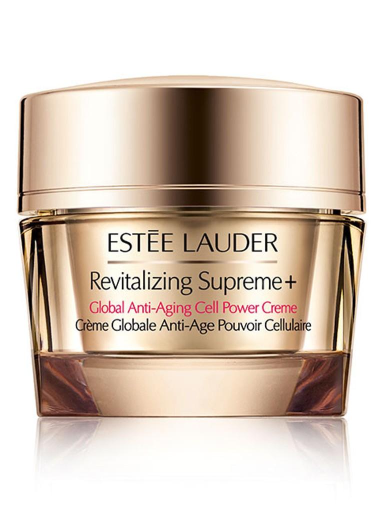 Estee Lauder Estee Lauder Revitalizing Supreme + Global Anti-Aging Cell Power Creme - dagcreme