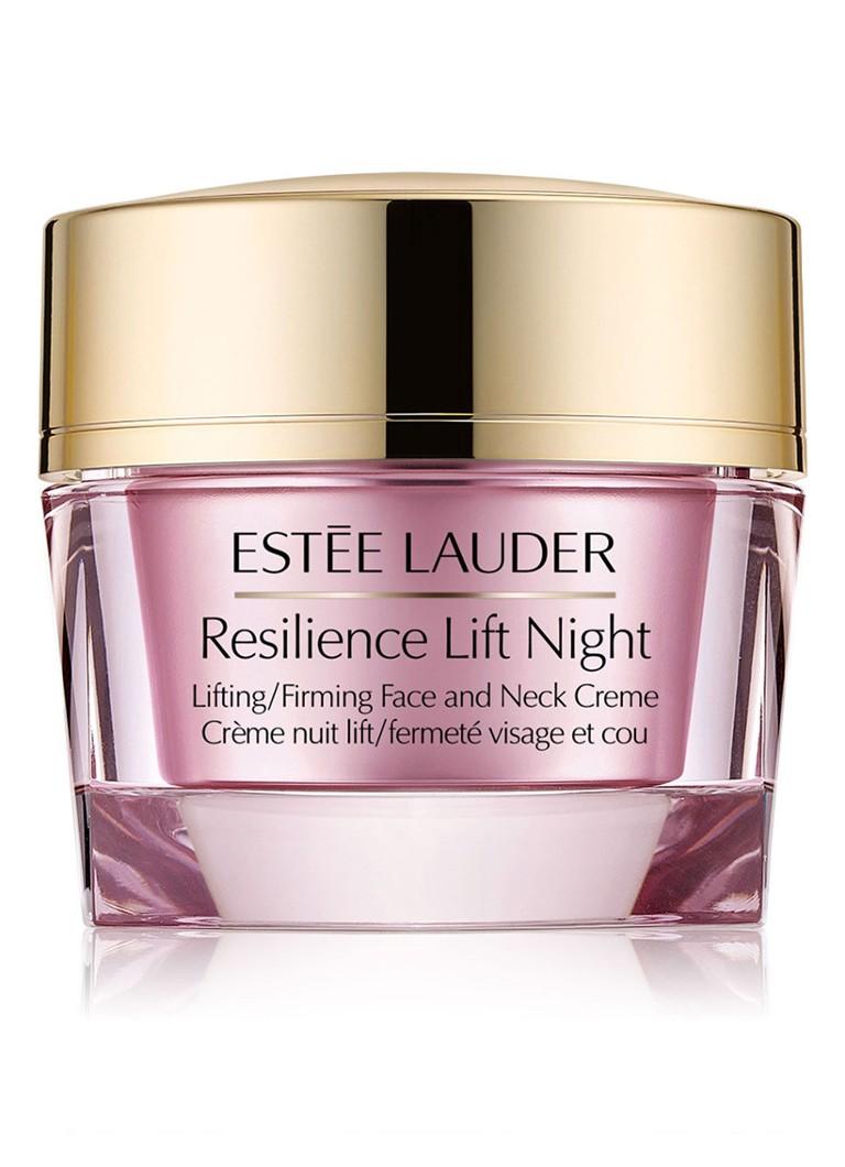 Estee Lauder Estee Lauder Resilience Lift Night Lifting/Firming Face en Neck Creme - nachtcreme