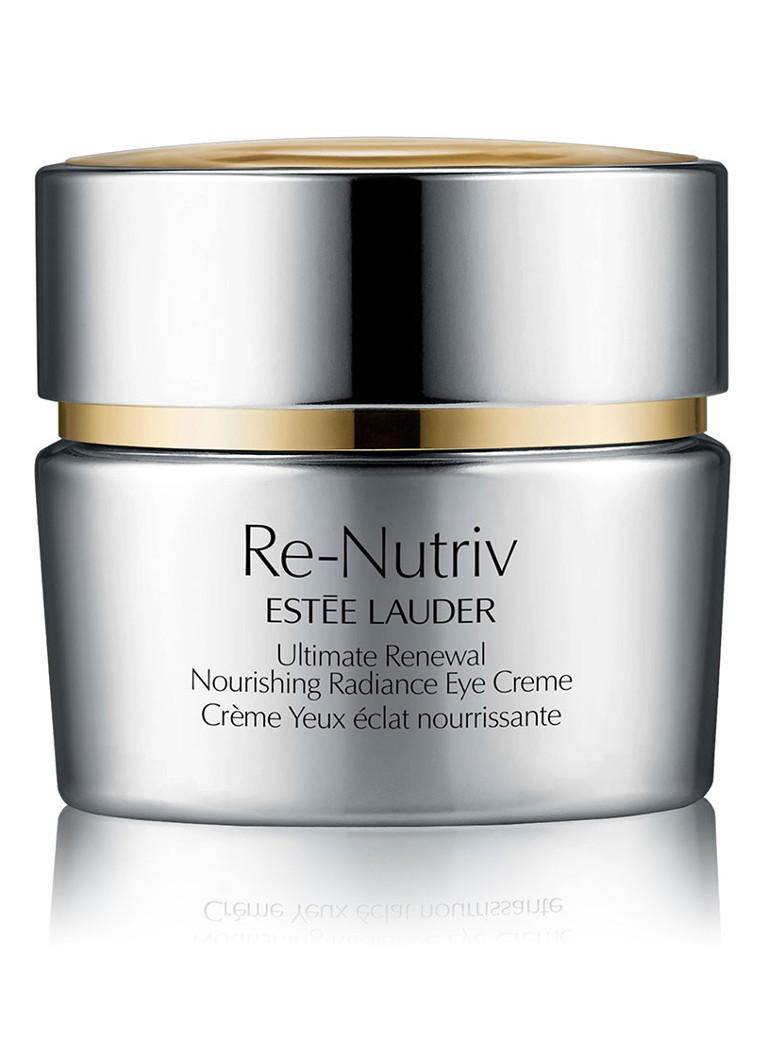 Estee Lauder Estee Lauder Re-Nutriv Ultimate Renewal Eye Cream - oogcreme