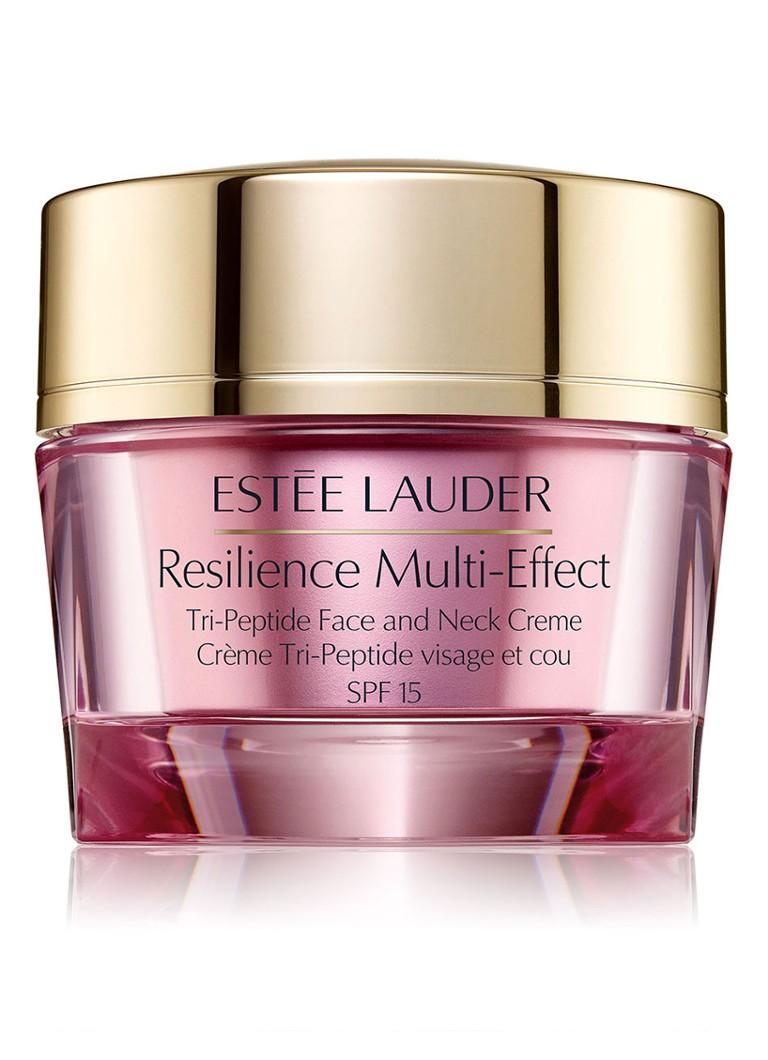 Estee Lauder Estee Lauder Resilience Multi-Effect Tri-Peptide Face and Neck Creme SPF15 - normale/gecombineerde huid - dagcreme