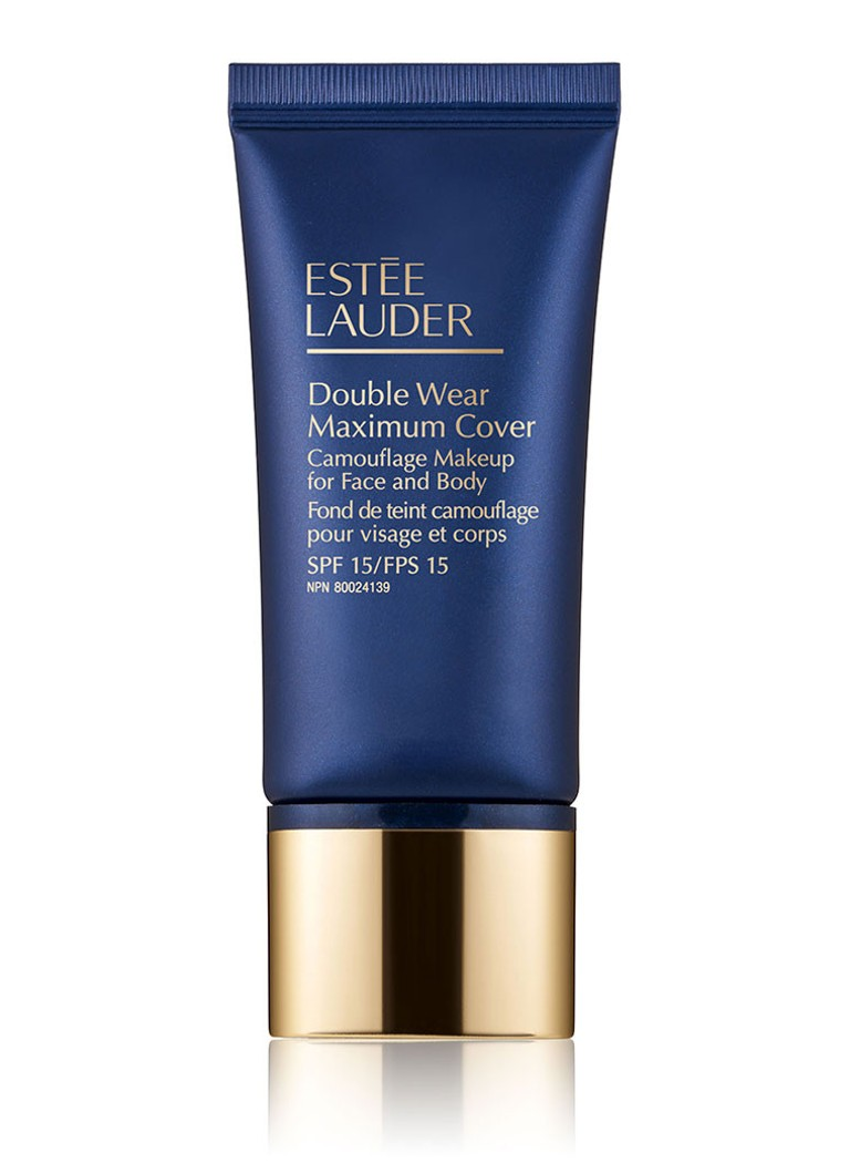 Estee Lauder Double Wear Maximum Cover Camouflage Makeup for Face and Body Broad Spectrum SPF15 - concealer