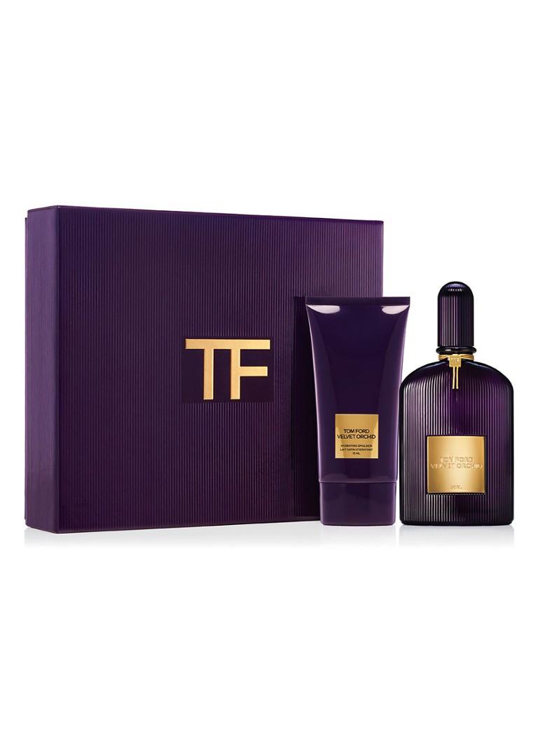 Tom Ford Velvet Orchid giftset