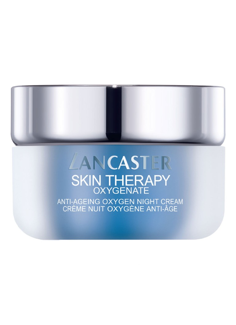 Lancaster Skin Therapy anti-ageing oxygen Night Cream