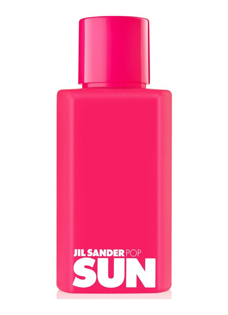 Jil Sander Sun Pop Arty Pink Eau De Toilette