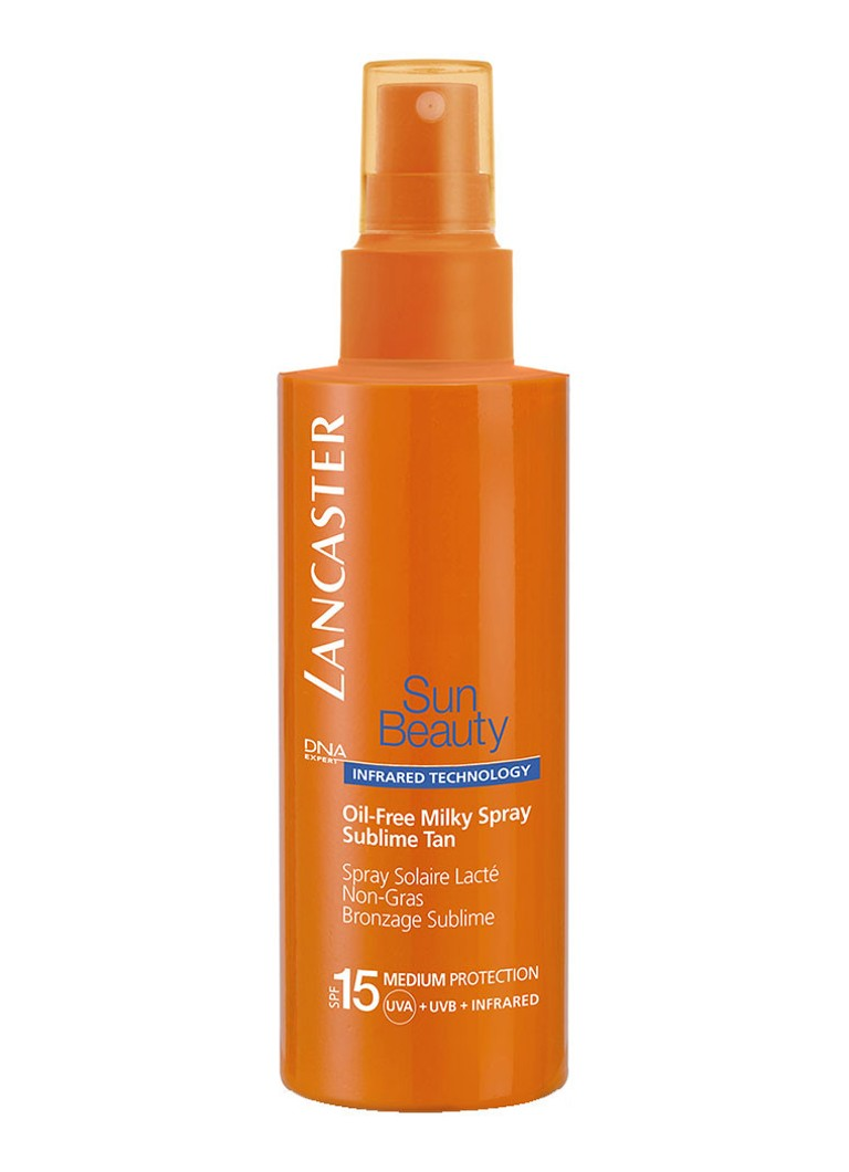 Lancaster Sun Beauty Oil-Free Milky Spray SPF15