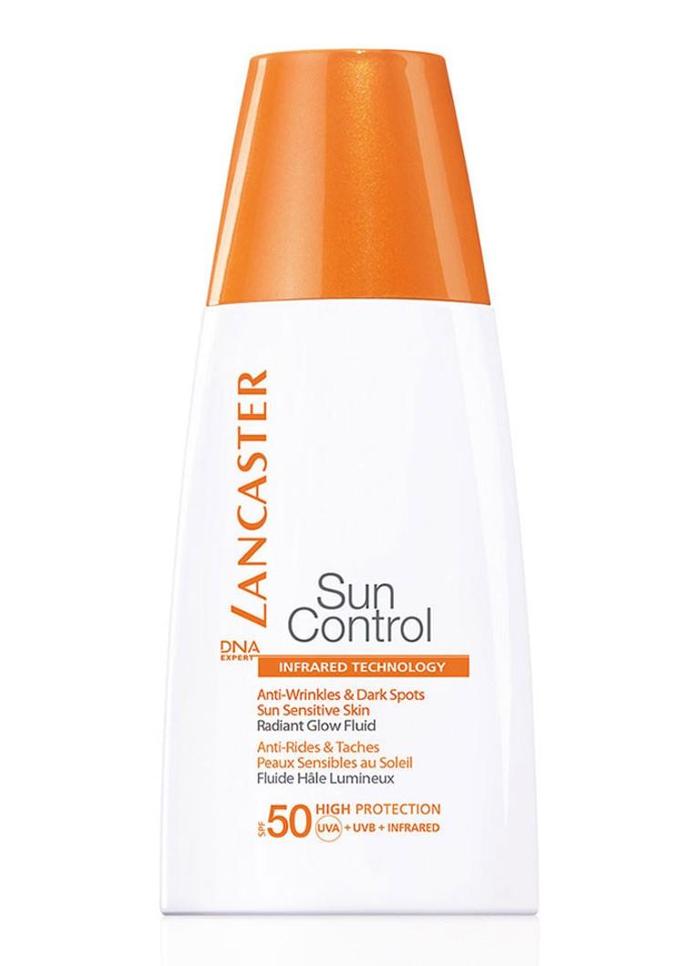 Lancaster Sun Control Radiant Glow Fluid SPF 50