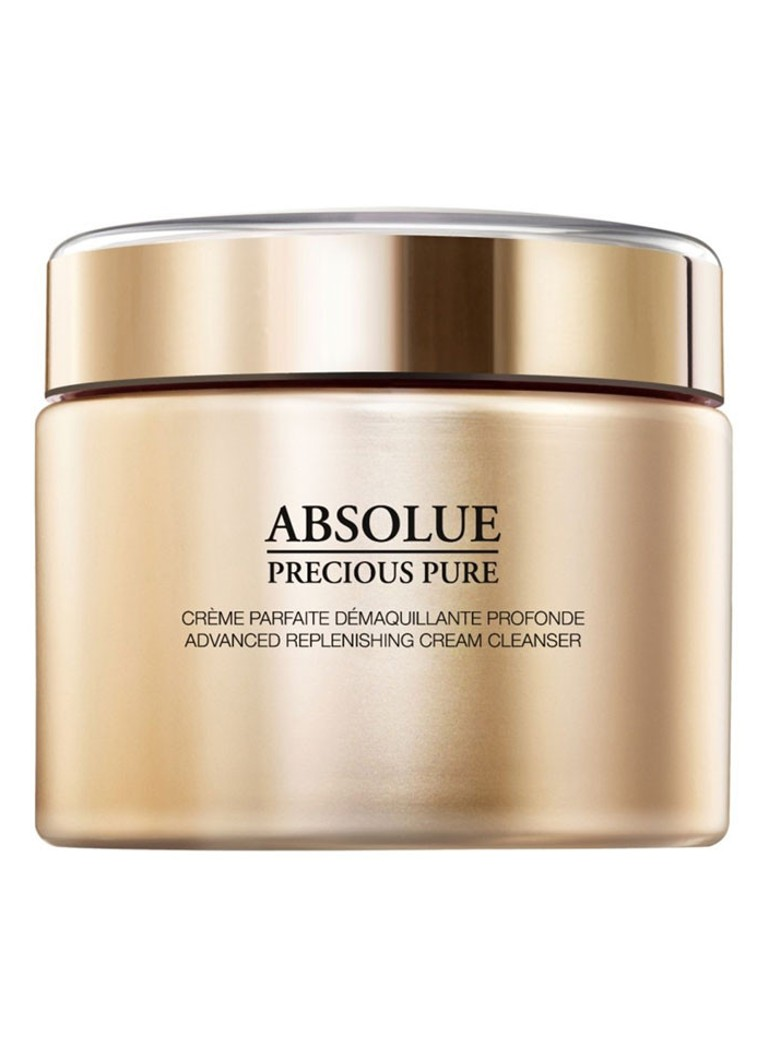 Lancôme Absolue Precious Pure Advanced Replenishing Cream Cleanser