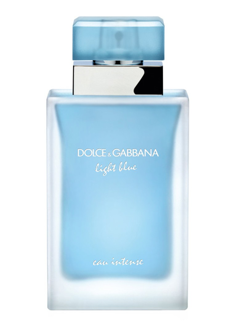 Dolce  and  Gabbana Light Blue Eau Intense Eau de Parfum