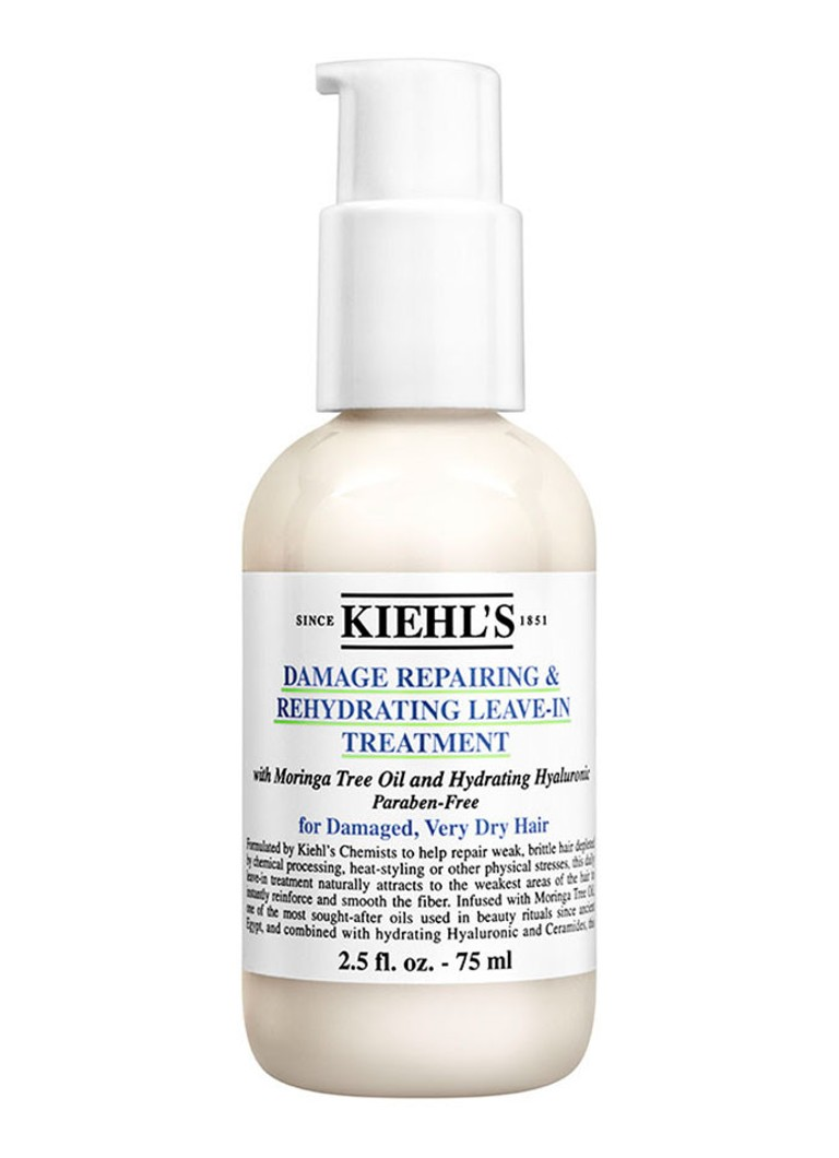 Kiehl's Damage Repairing & Rehydrating Leave-In Treatment - conditioner
