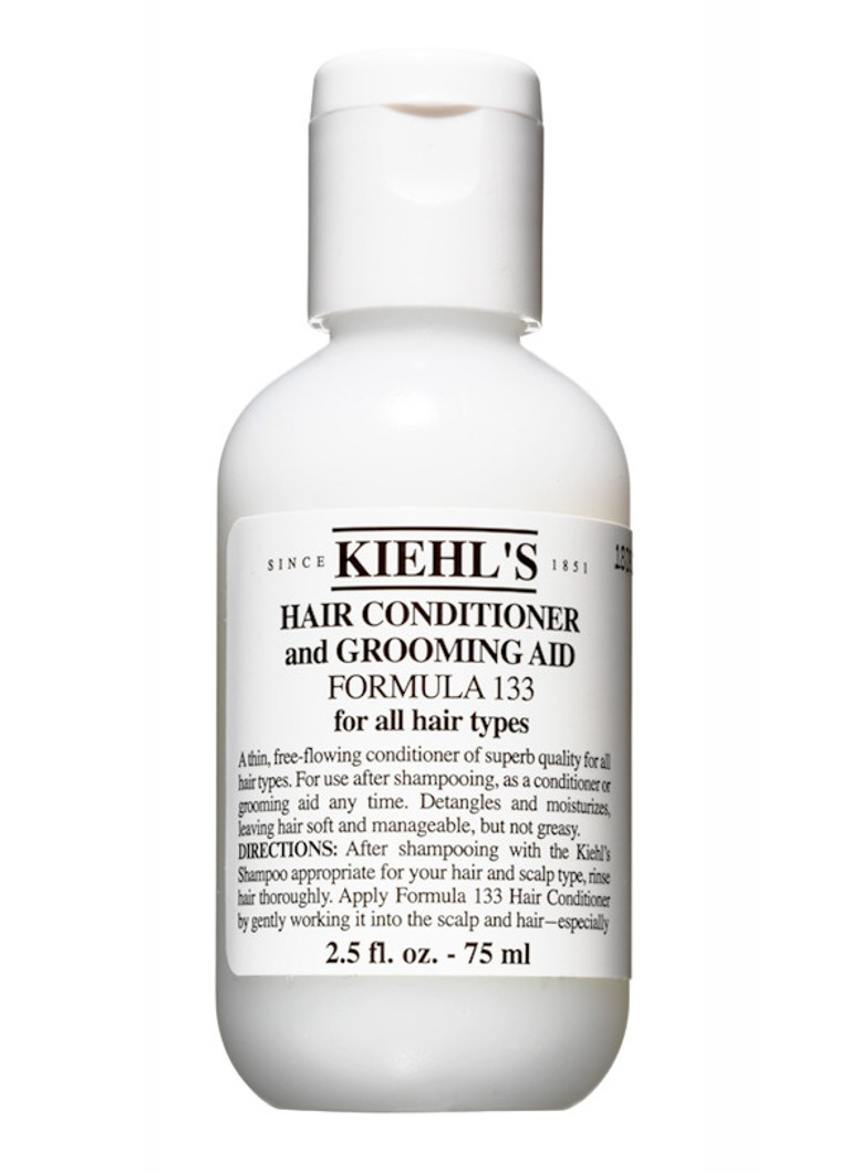 Kiehl's Hair Conditioner and Grooming Aid Formula 133
