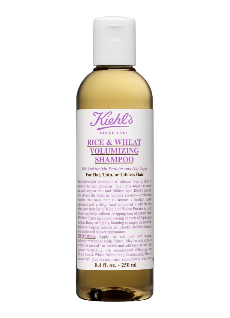 Kiehl's Rice and Wheat Shampoo