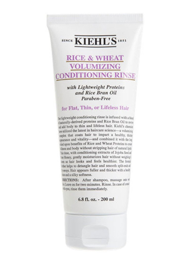 Kiehl's Rice and Wheat Volumizing Conditioning Rinse