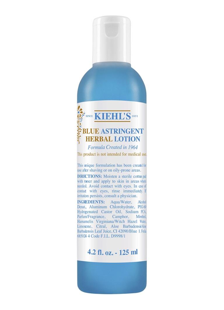 Kiehl's Blue Astringent Herbal Lotion gezichtslotion