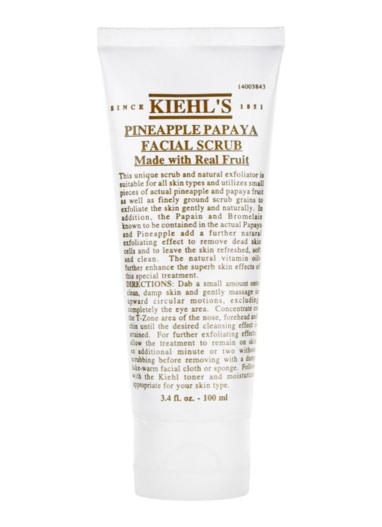 Kiehl's Pineapple Papaya Facial Scrub