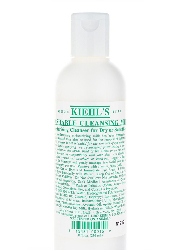 Kiehl's Washable Cleansing Milk