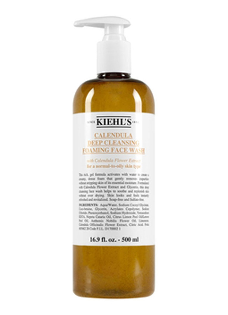 Calendula Herbal Extract Cleanser