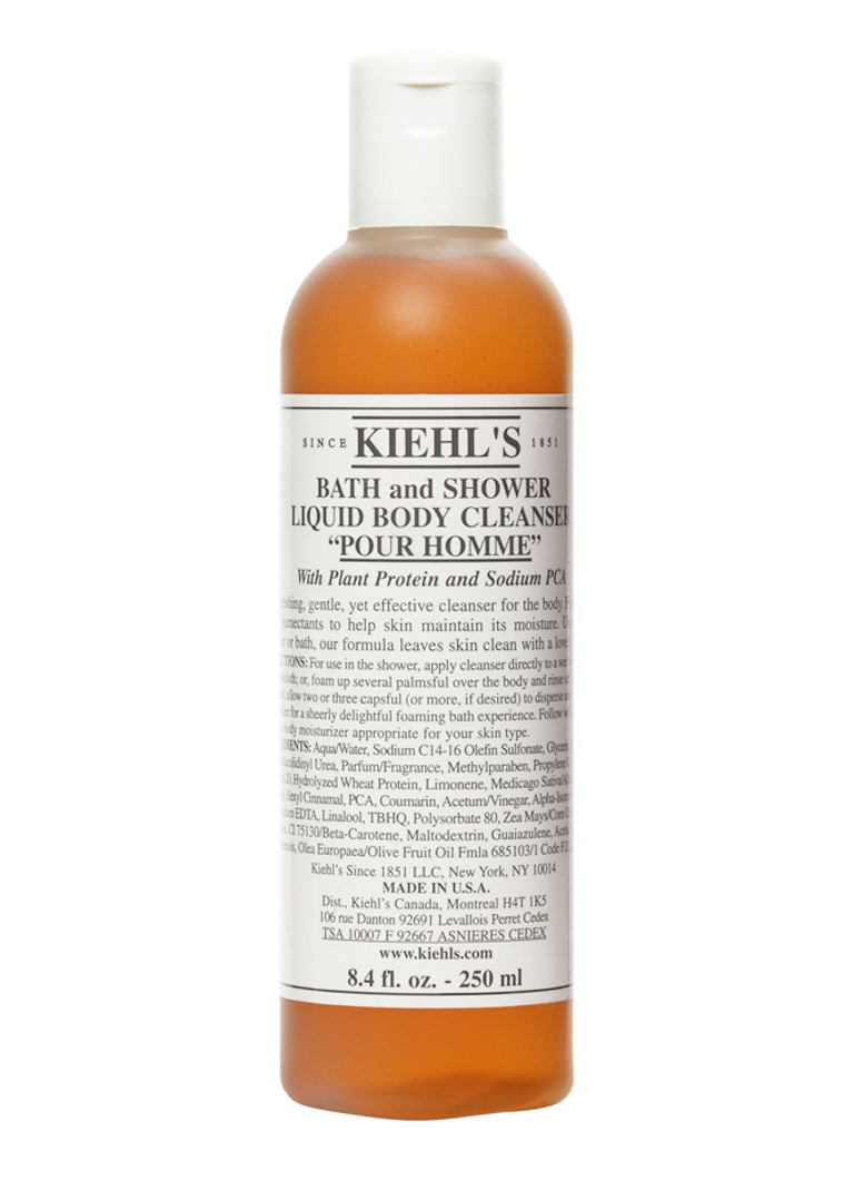 Kiehl's Bath and Shower Liquid Body Cleanser For Men