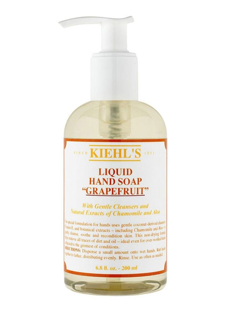 Kiehl's Liquid Hand Soap (Grapefruit)