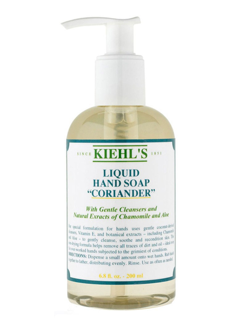 Kiehl's Liquid Soaps (Coriander)