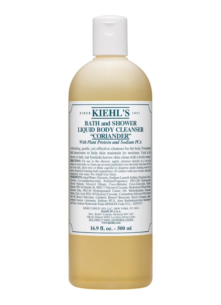Kiehl's Bath and Shower Liquid Body Cleanser Coriander