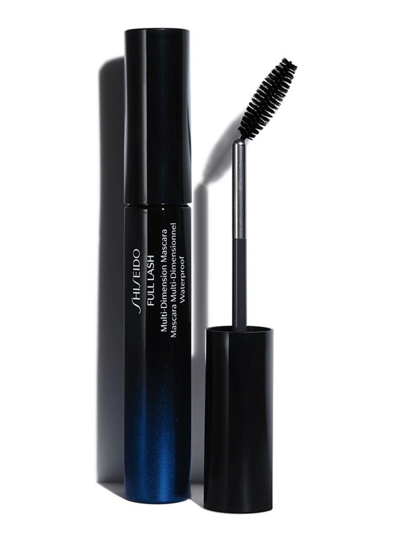 Make up Shiseido Full Lash Multi Dimension Waterproof Mascara 901 Black