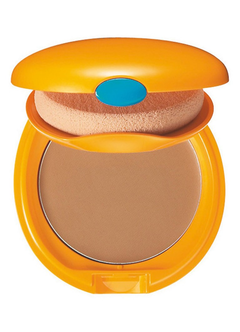 Shiseido Global Sun Care SP Tanning Compact SPF6 - zonnebrand