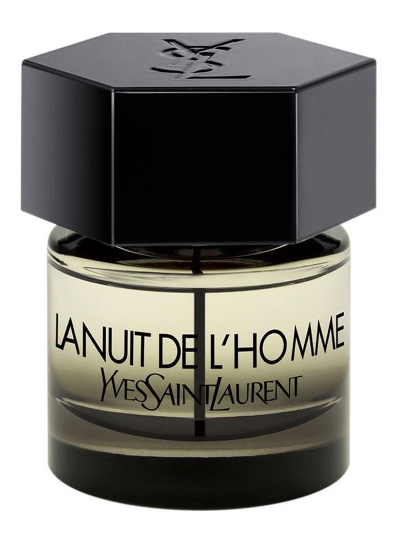 Yves Saint Laurent La Nuit Homme Eau De Toilette