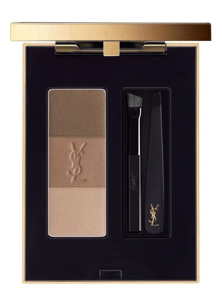 Yves Saint Laurent Couture Brow Palette - wenkbrauwpoeder