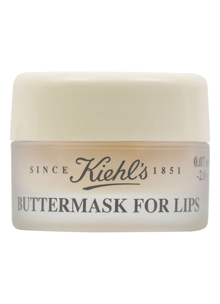 Image of Kiehl's Buttermask For Lips - lip nacht treatment