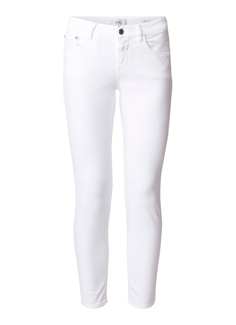 Closed Baker mid rise cropped slim fit jeans