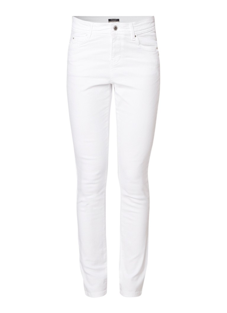 Claudia Sträter High rise slim fit jeans met stretch