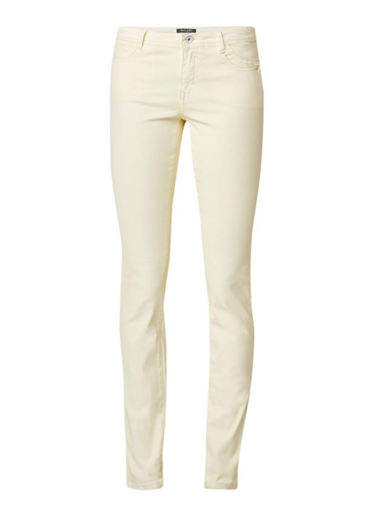 Claudia Sträter Casual 5-pocket jeans van stretchkatoen