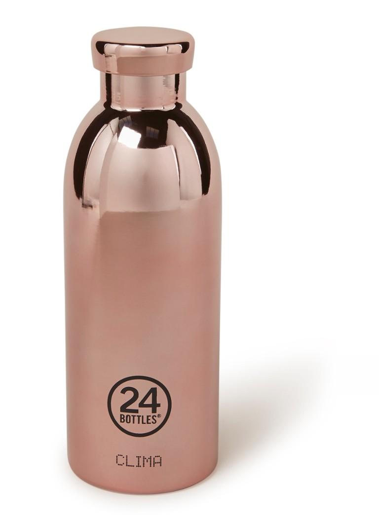 24Bottles Rose Gold Clima Bottle drinkfles 500 ml