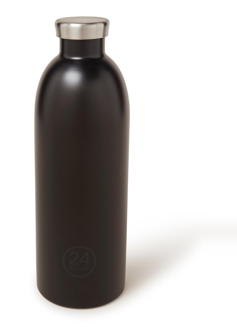 24Bottles Tuxedo Black Clima Bottle drinkfles 850 ml
