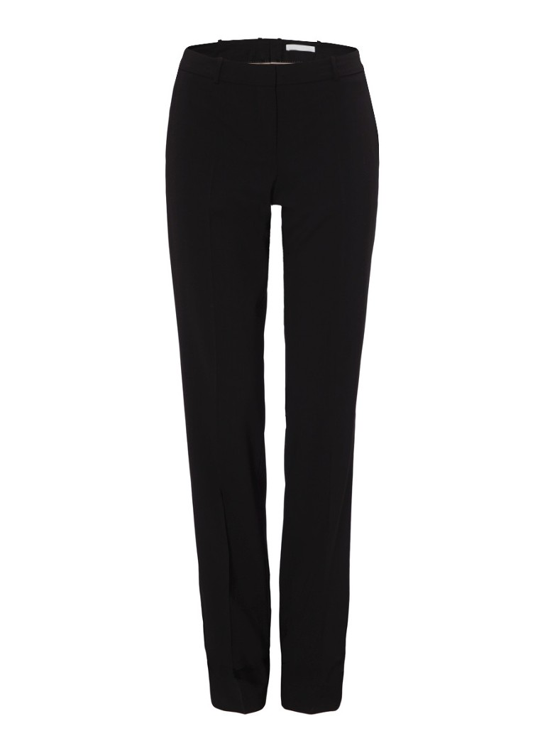 HUGO BOSS Tamea pantalon in zwart