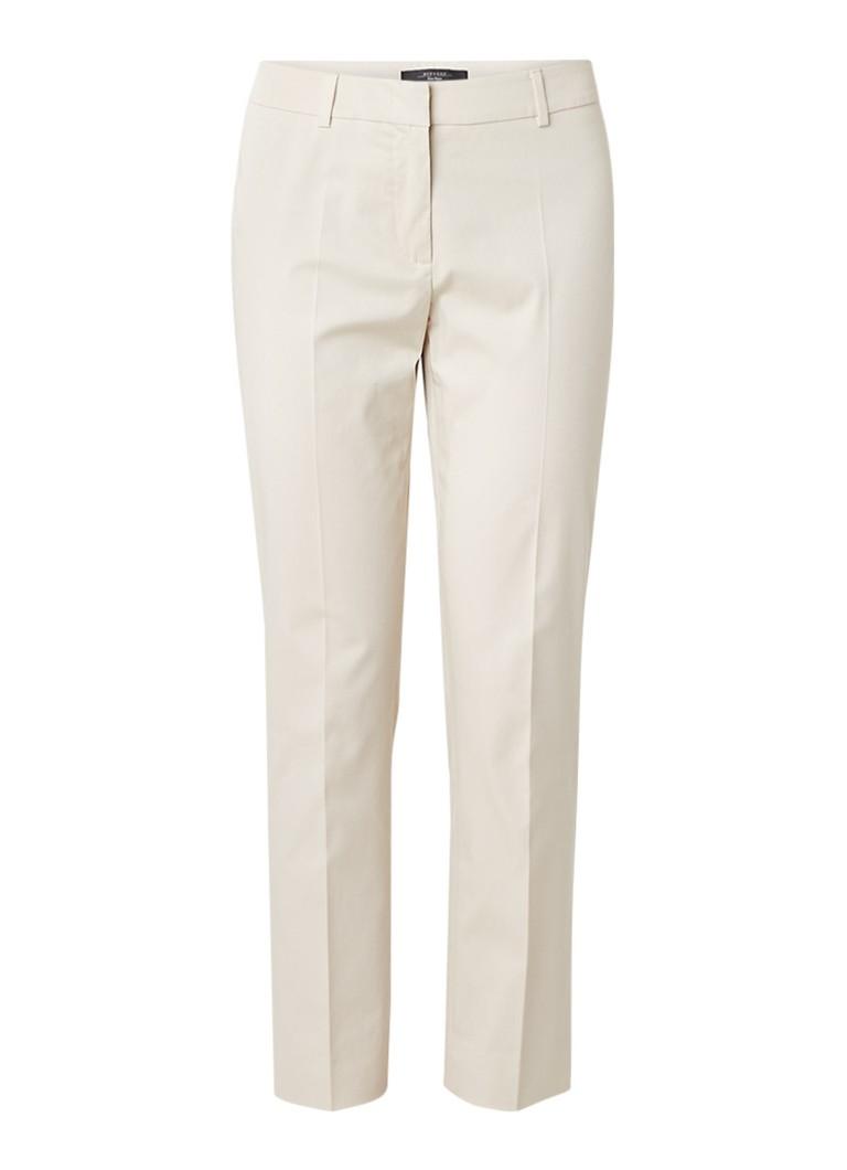 MaxMara Cropped pantalon met
