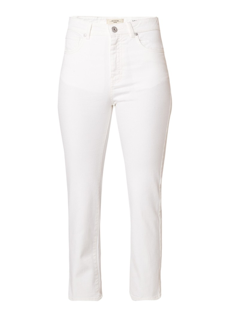 MaxMara Romania high rise cropped flared jeans