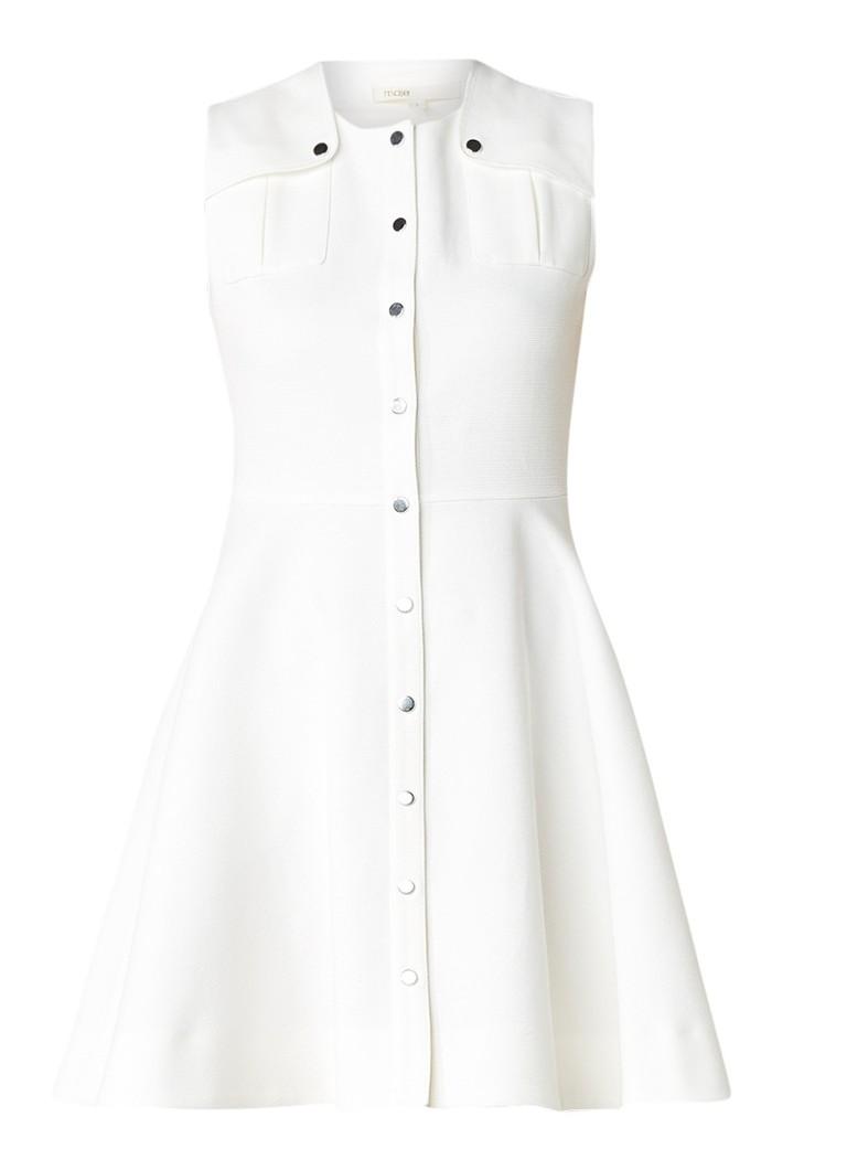 Maje Rimelli mouwloze Alijn jurk