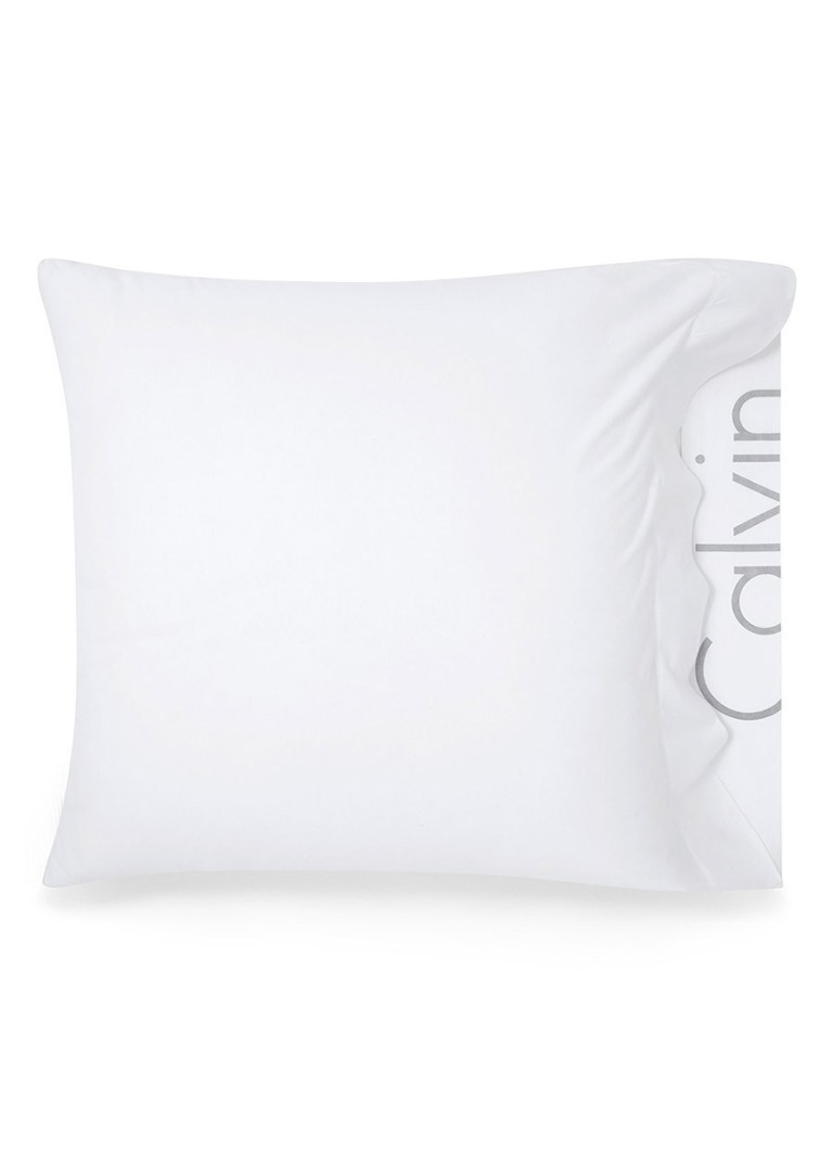 Calvin Klein Modern Cotton kussensloop in katoenblend