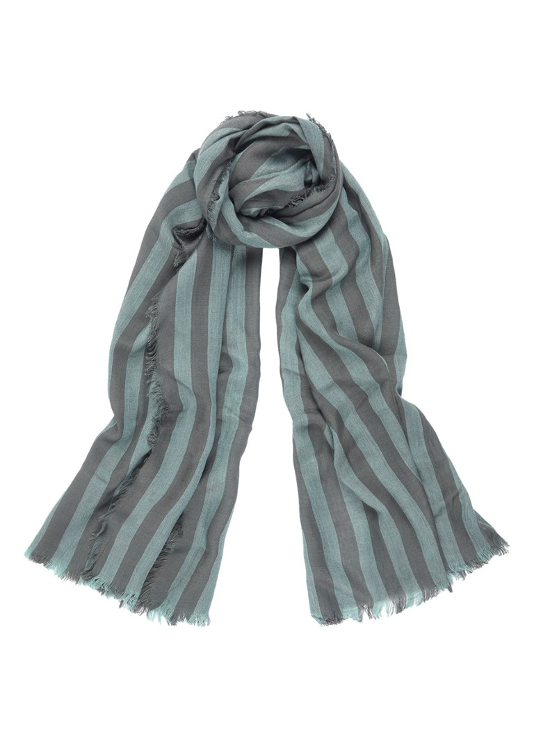 Expresso Carletha sjaal 180 x 70 cm zwart