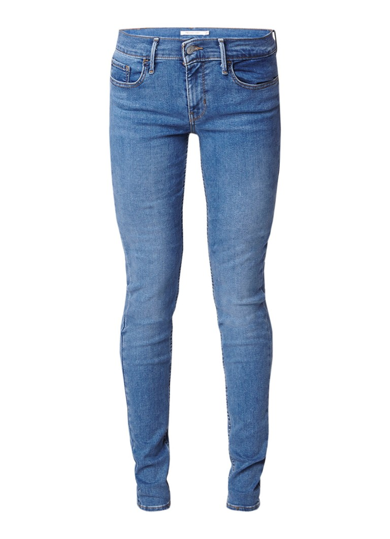 Levi's Innovation super skinny low rise chelsea angels jeans