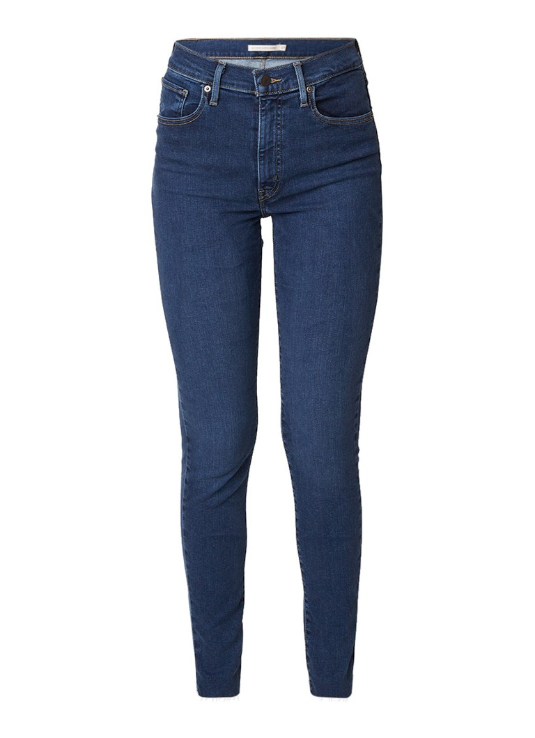 Levi's Mile high super skinny jeans indigo infusion