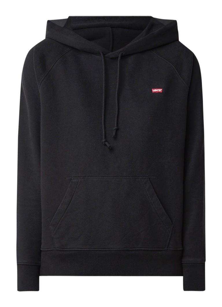 Levi's Loose fit hoodie met buidelzak