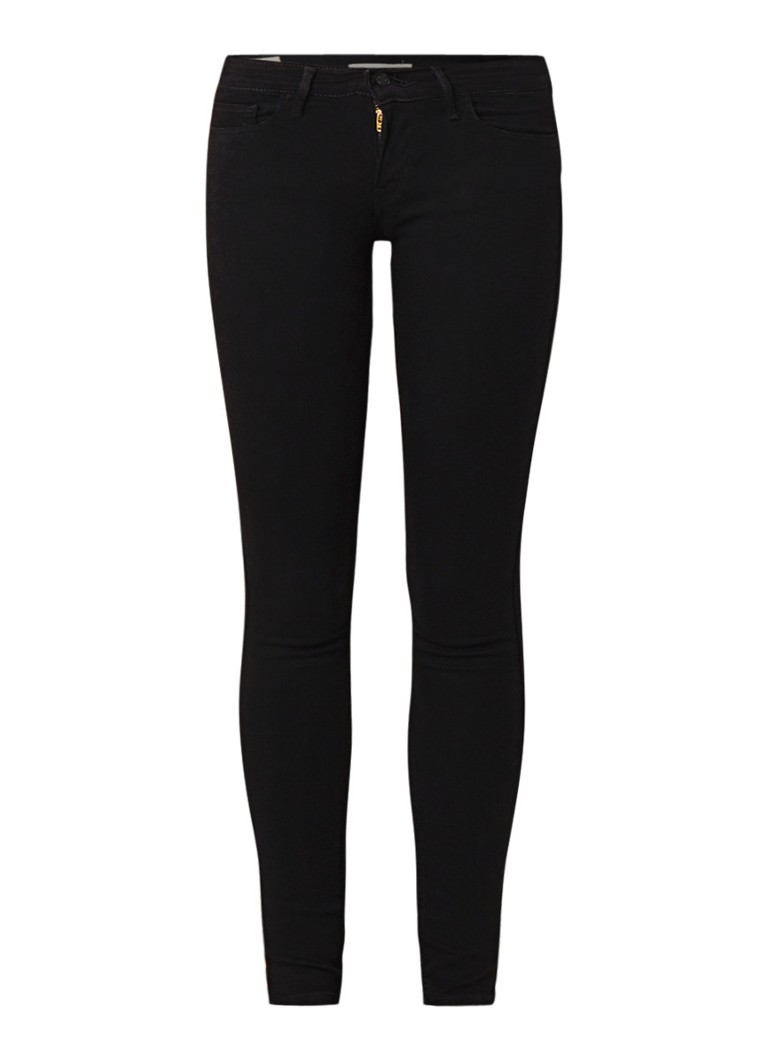 Levi's 710 Innovation mid rise super skinny fit jeans