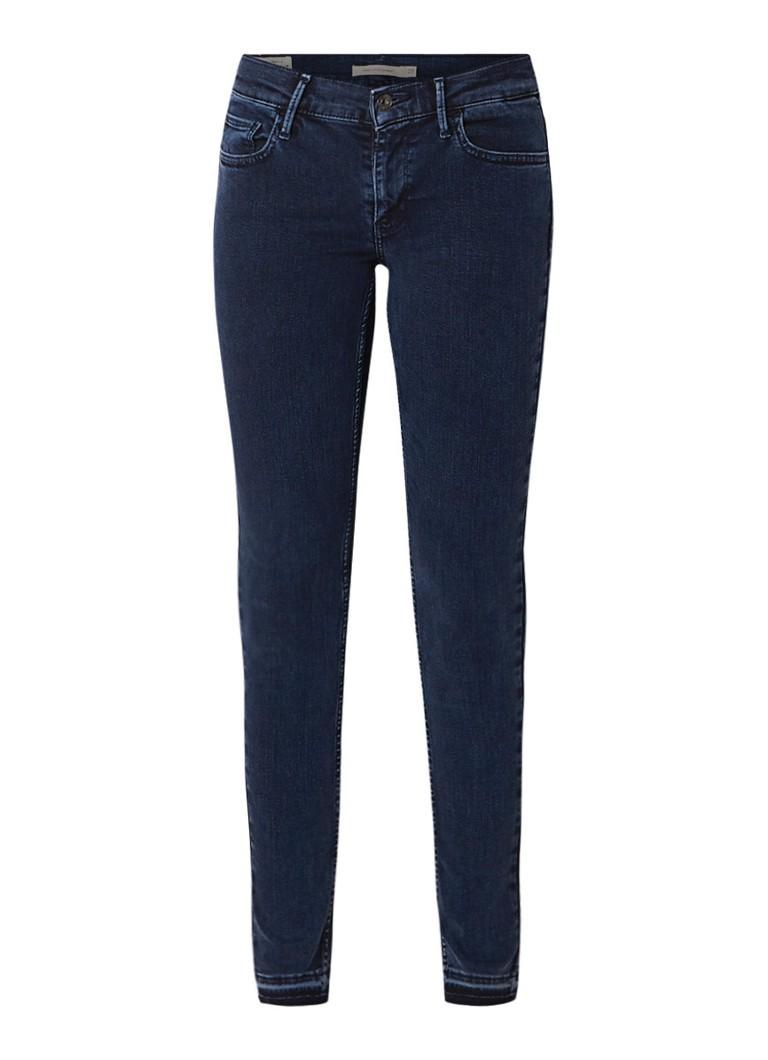 Levi's 710 low rise super skinny jeans met stretch