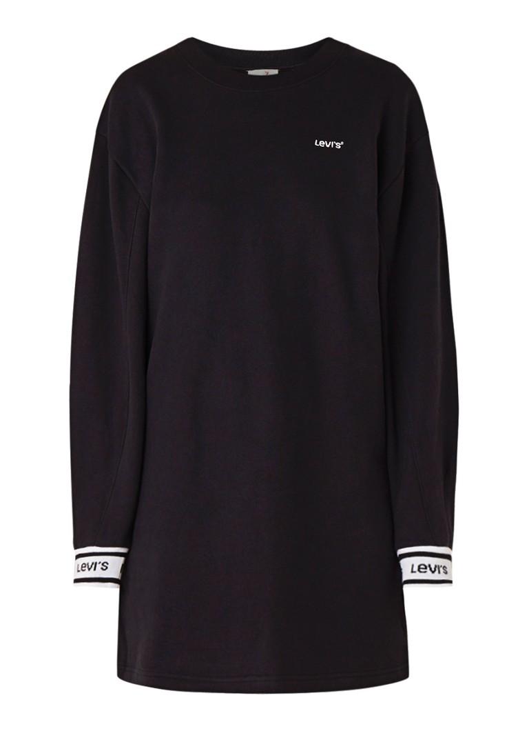 Image of Levi's Sweaterjurk met logotape